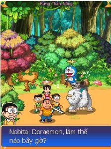 Tai Game Doremon Java cho điện thoại Android
