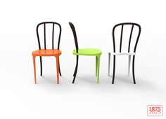 1875-2025 - 1875-2025 is a chair that integrates two different eras in itself. The hind legs and the back has a classic shape and typical of the 800, while the front legs and seat have a shape and finishing more purified and timely manner.