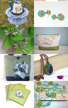 After The Gold Rush by Gail on Etsy--Pinned with TreasuryPin.com