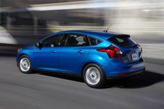 ford hatchback 2013 | Ford Focus Hatchback 2013: Tiene como rivales a las versiones ...