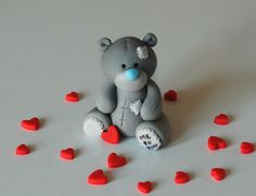 me to you bear tatty teddy cake topper