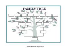 free family tree charts kiddos pinterest family tree chart