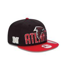 e7046e0f7ea Atlanta  Falcons 2013 New Era® 9FIFTY® Draft Hat. Click to order! -  29.99