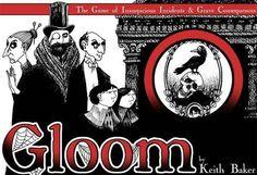 Meet Me at the Table: Gloom   International Geek Girl Pen Pals Club #IGGPPC