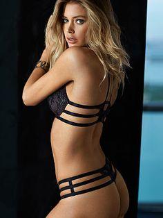 Lace Strappy Back Push-Up Bra - Very Sexy - Victoria's Secret
