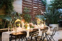 Wedding tablescape | Wedding & Party Ideas | 100 Layer Cake