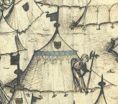 » Mittelalterliche Zelte