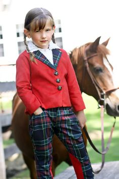 Plaid Jodhpurs, Polohouse