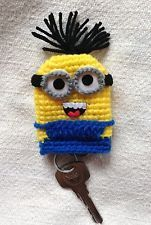 minion crochet free pattern - Google Search