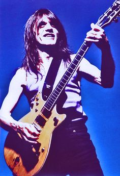 AC/DC PIC 21 MALCOLM YOUNG