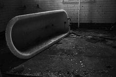 Hellingly Hospital in Hailsham, England