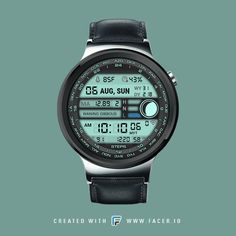 Facer - Thousands of FREE watch faces for Apple Watch, Samsung Gear Huawei Watch, and Huawei Watch, Casio Watch, Android Watch Faces, Digital Watch Face, Sony Smartwatch 3, World Timer, Mens Digital Watches, Watch Tattoos, Best Watches For Men
