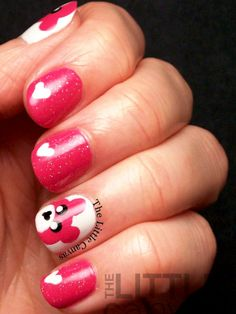 Will You Try These Adorable Teddy Bear Nail Arts Stylish Board Momma