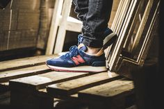 """The New Balance M990DSA """"Distinct Weekender"""" is available at our shop now!  Made in USA 