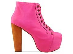 Jeffrey Campbell  Lita im breakin my neck lookin at how high these are but they are gorgeous