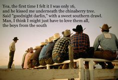 I love that Jared was raised is SC :) I love that southern drawl of his <3   Pistol Annies- Boys from the South<3