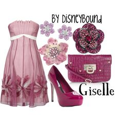 Giselle, created by lalakay on Polyvore