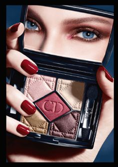 The New Dior 5 Couleurs Eyeshadow Palette Collection