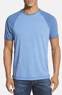 Men's Tommy Bahama 'Porta Beach' Island Modern Fit Colorblock Raglan T-Shirt