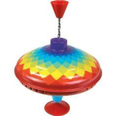 Rainbow Humming Top