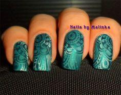 Nails by Malinka: Infinity Nails-41