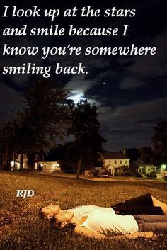 For all my angels up above! I miss you