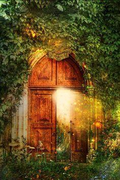 when a window closes....a door opens