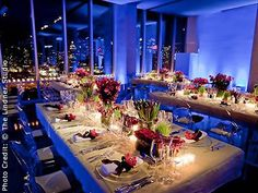 The Glass Houses New York New York Wedding Venues 4