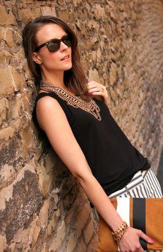 Graphic Stripes| Penny Pincher Fashion