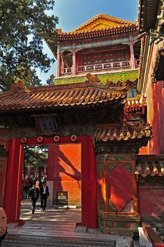 The Forbidden City - Beijing, China