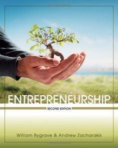 Entrepreneurship by William D. Bygrave, http://www.amazon.com/dp/0470450371/ref=cm_sw_r_pi_dp_4TErrb017QFG1