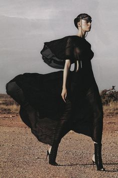 Marleen Gaasbeek by Simon Upton for Harper's Bazaar Australia April 2013
