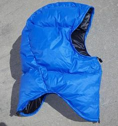 ZPacks.com Ultralight Backpacking Gear - Goose Hood - Ultralight Goose Down Hood