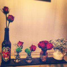 Mimi's flowers #flowerarrangement #diy