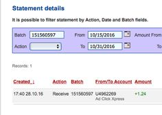 ACX is the MOST POWERFUL & SIMPLEST PROGRAM ONLINE! New 30/70 Rule GUARANTEES... Here is my Withdrawal Proof from AdClickXpress. I get paid daily and I can withdraw daily. Online income is possible with ACX, who is definitely paying - no scam here.I WORK FROM HOME less than 10 minutes and I manage to cover my LOW SALARY INCOME. https://twitter.com/SashaBelka21/status/792755204433256448