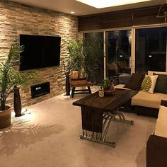 Home Remodeling Sites Home Room Design, Home Interior Design, Living Room Designs, House Design, Foyer Design, Room Interior, Wall Design, Living Room Tv, Living Room With Fireplace