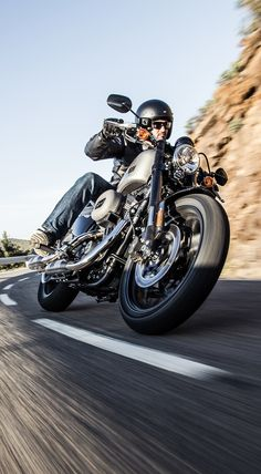 A new chapter in the Sportster motorcycle story. | 2016 Harley-Davidson Roadster