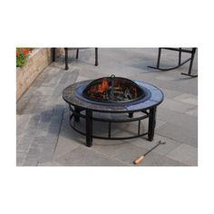 $169 round fire pit