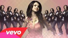 Selena Gomez & The Scene - Naturally (Official Video)