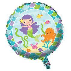 Mermaid Friends 18  Foil Balloon | eBay