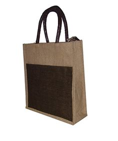 Foonty tote women Brown lunch/Carry bag - http://www.zazva.com/shop/women/clothing-and-accessories/women-accessories/foonty-tote-women-brown-lunchcarry-bag/ Jute One compartment Stylish,Eco friendly and durable