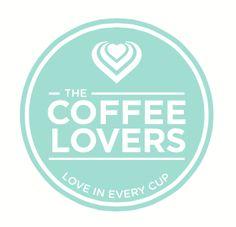 Skønt logo //  The Coffee Lovers | Kaffeknallert med ægte baristaservice. Book os til firmaarrangementer, private arrangementer, messer og events.