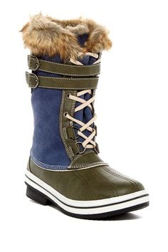 Rossland Lace-Up Boot by BEARPAW on @HauteLook