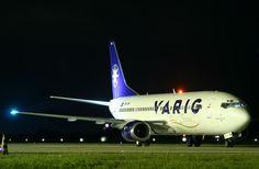 VARIG Virtual FlightGear: Aeronaves