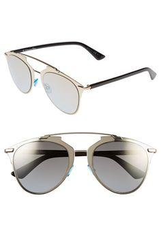 Dior Reflected: direto das passarelas para sua casa! Compre o seu! www.oticaswanny.com #oculos #de #sol #moda #desfile #lancamento #2015 #sunglasses #oticas #wanny #shop #online