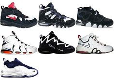 Nike Air Max CB Line  GREAT COLLECTION, IF I HAD THE MONEY I WOULD BUY ALL OF THEM