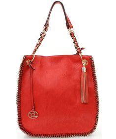 Sadie Hobo in Rouge on Emma Stine Limited ....now my new handbag for fall/winter since others sold out....great site for bags!