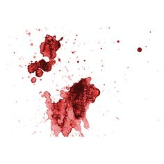 Dried Blood Splatters Photoshop Brushes ❤ liked on Polyvore