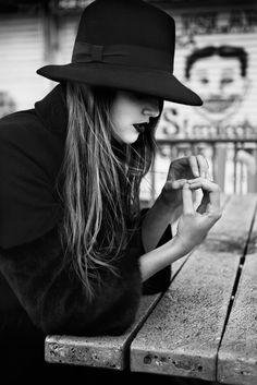 <3 black lipstick