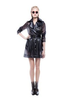 eco-friendly rain coat by Terra new york